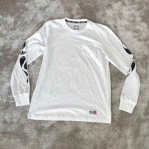 Adidas long sleeve - M